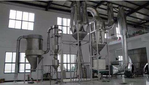 山东**食品有限公司-葡萄糖生产线