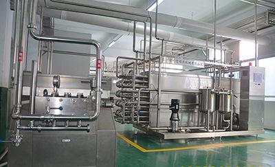 湖南***工业公司-植物蛋白生产线
