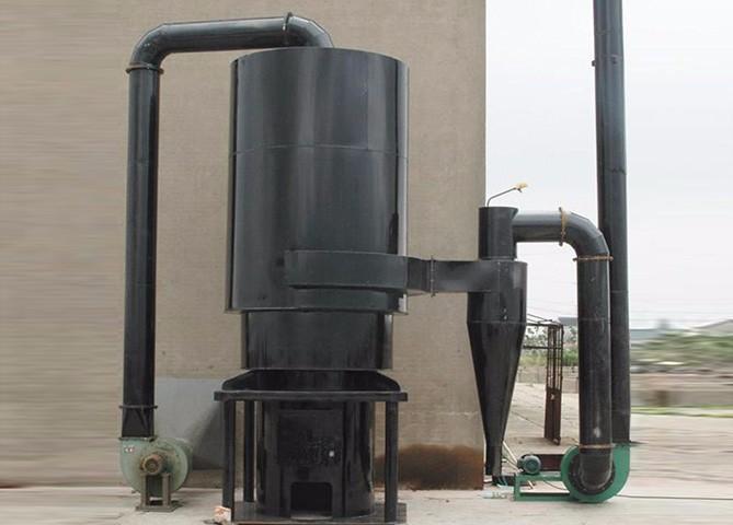 间接式燃煤热风炉