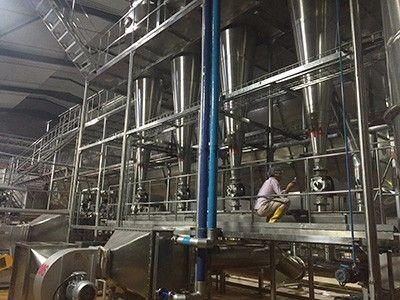 草甘膦双甘膦专用贝博怎么登陆不了,通过南通江山农药化工股份有限公司验收