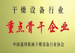 钱江贝博怎么登陆不了设备有限公司被评为贝博怎么登陆不了行业重点骨干企业