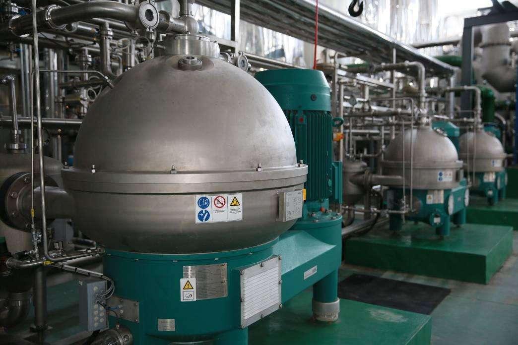 广西****生物科技有限公司-酵母提取物生产线